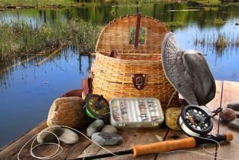 рыболовные принадлежности