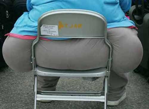 в такое кресло