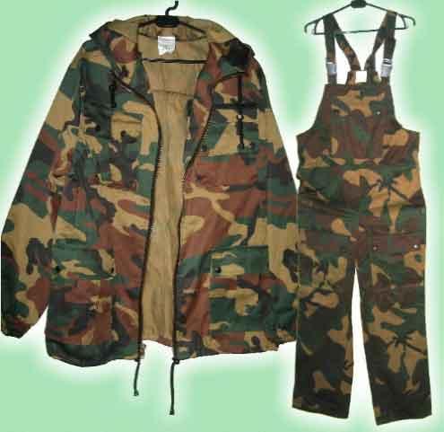 одежда рыбака