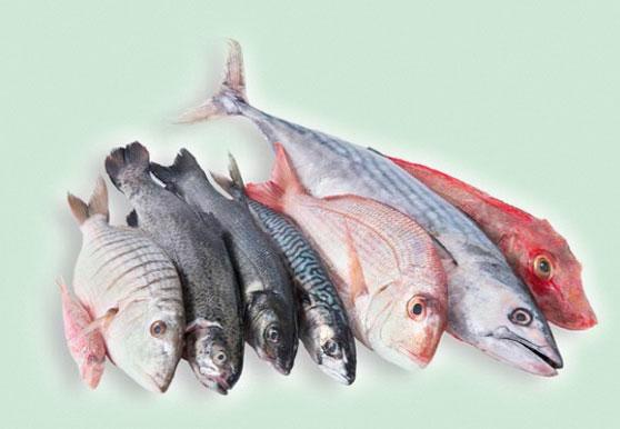 больная рыбы