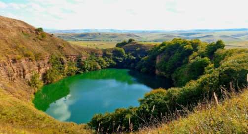 карасиное озеро