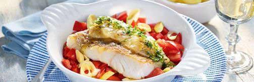 постное блюдо из рыбы