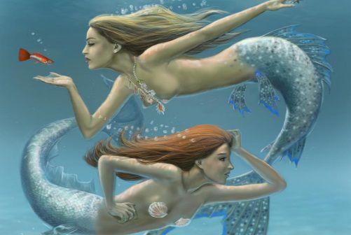 Как завоевать женщину Рыбу