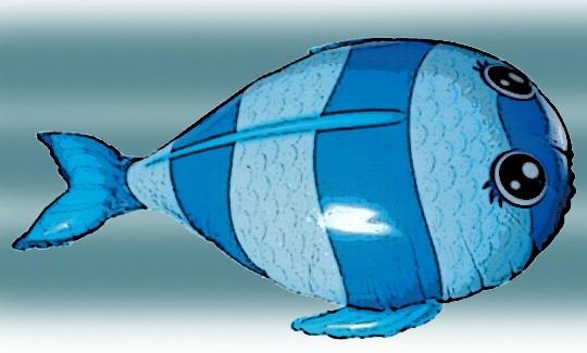 air swimmers летающие рыбы